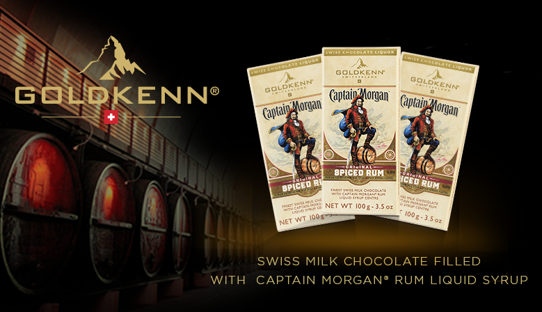 Goldkenn Captain Morgan